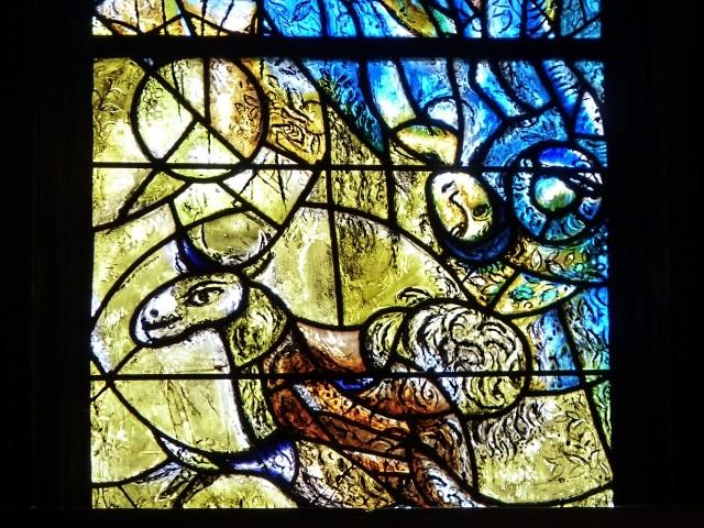 Chagal 19 Cathédrale de Metz 14 06 2010