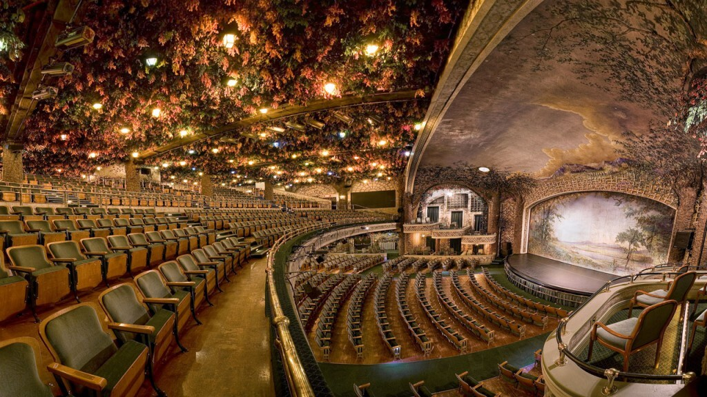Le Winter Garden theatre