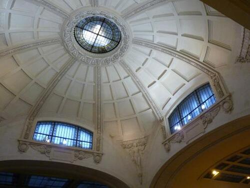 La gare de Limoges