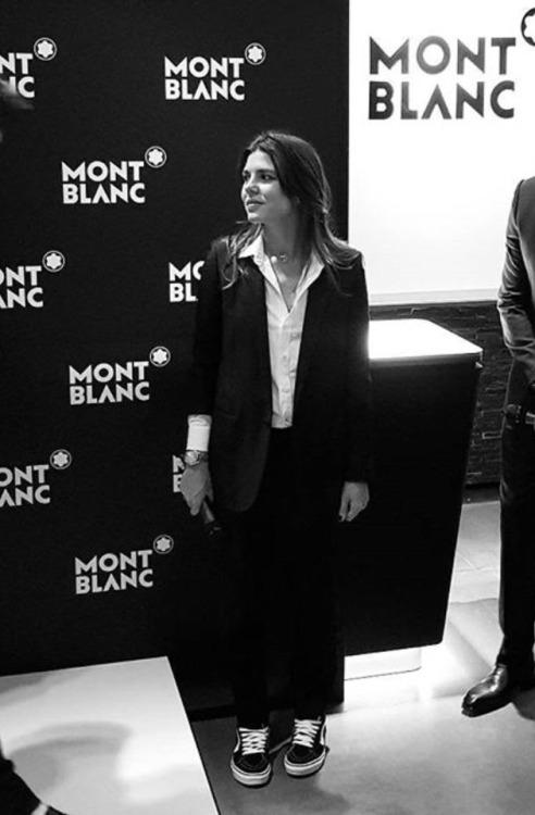 la dégaine de Miss Charlotte à Genève