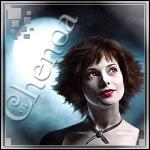 Bannière et avatar Alice cullen