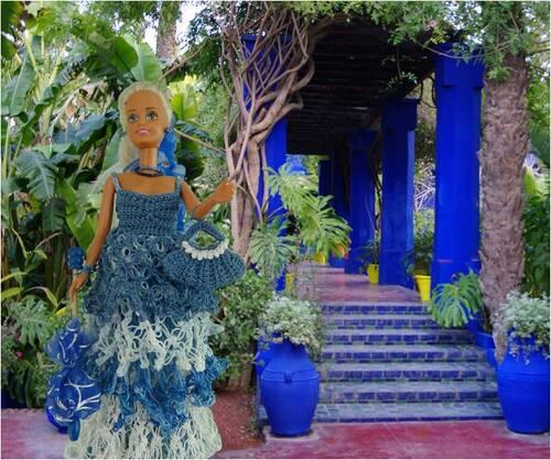 Mes créations pour Barbie (3 )