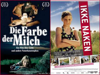 Ikke naken / The Color of Milk. 2004. DVD.