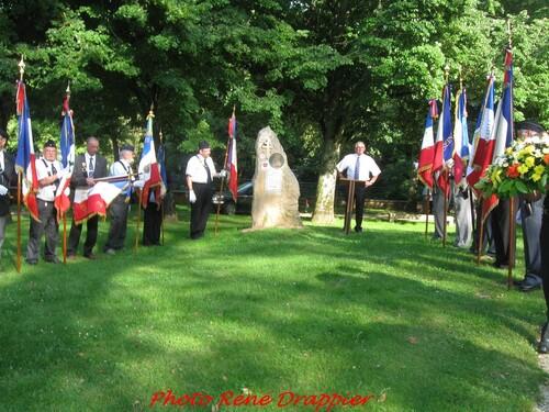 L'appel du 18 juin a été commémoré à Châtillon sur Seine
