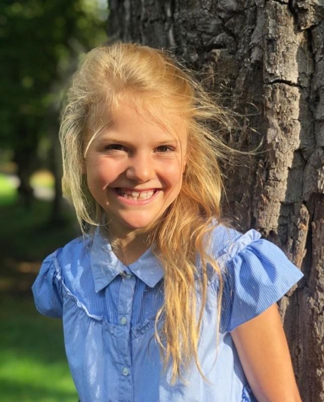Estelle de Suède , retour à l'école