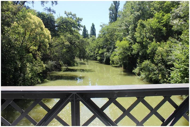 Au parc royal de la Garenne