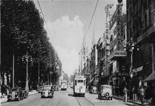 CINEMAS ET CINEPHILIE I. Cinémas de Marseille, revue de la Canebière