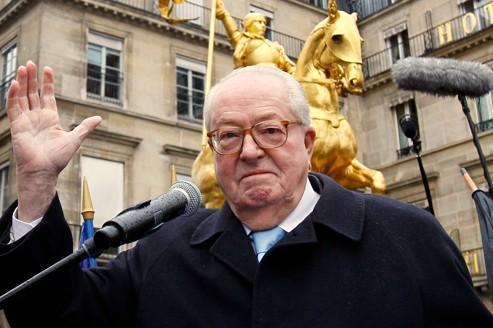 Communiqué de Jean-Marie Le Pen, Président d'Honneur du Front National