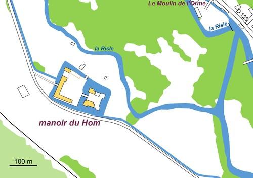 LES REMPARTS DU HOM (Eure)