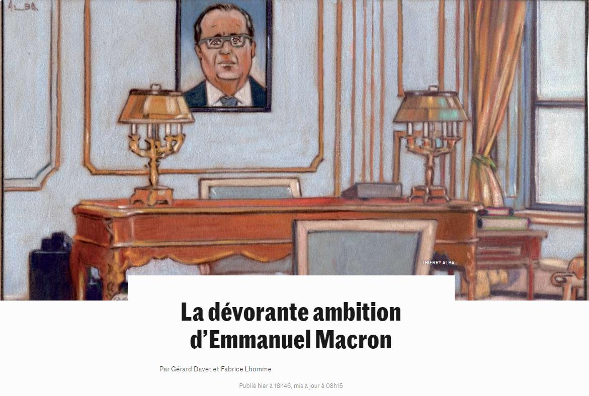 Davet Lhomme Macron