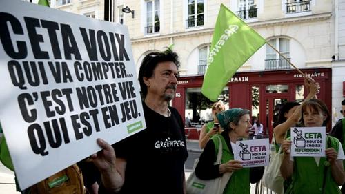 Pourquoi le CETA est un très grave danger