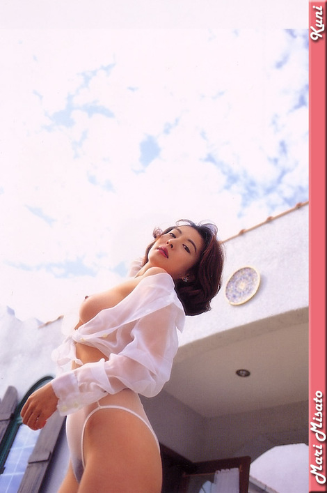 Model Collection : ( [KUNI Scan] - |vol.2| Mari Misato/美里真理 )