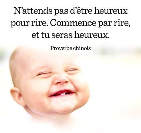 Rire...