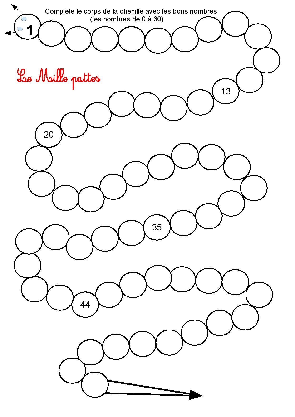 Mahtematiques Cp Ce Cm Exercices Les Nombres Geometrie Prep