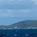 La pointe et la côte nord de la caravelle vues de la mer - Photo : Hervé