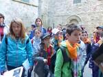 Jeudi 9 avril 2015, troisième et dernière journée : Le Mont Saint-Michel ... et toujours le soleil