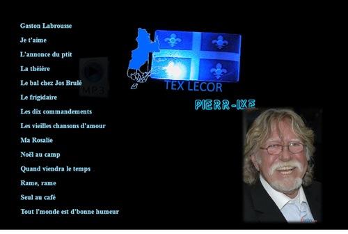 « Québec Rétro 14 chansons en continue - Tex Lecor.ppsx »