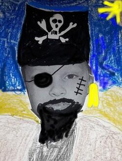 Un pirate dans notre classe