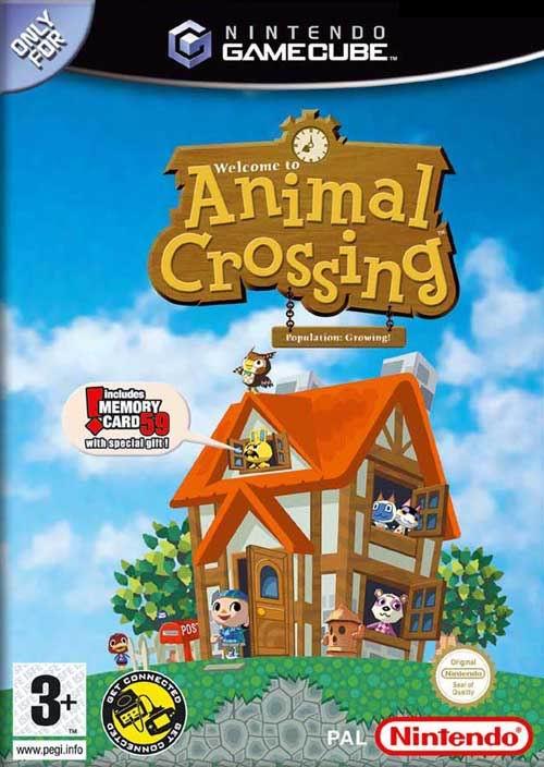 Boite Animal crossing: population croissante
