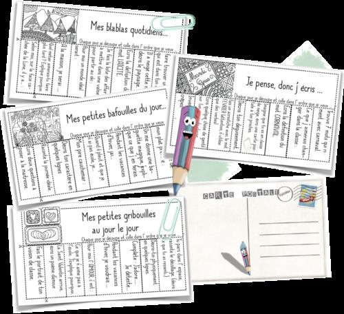Ecriture : bonnes résolutions et compagnie