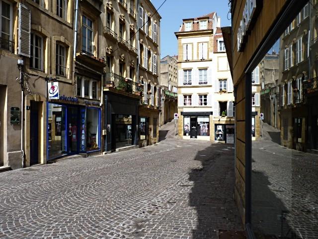Roche Bobois rue de la Petite Boucherie Metz 2 Marc de Metz