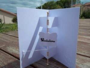 transfert cartes félicitations mariages et carte brodée