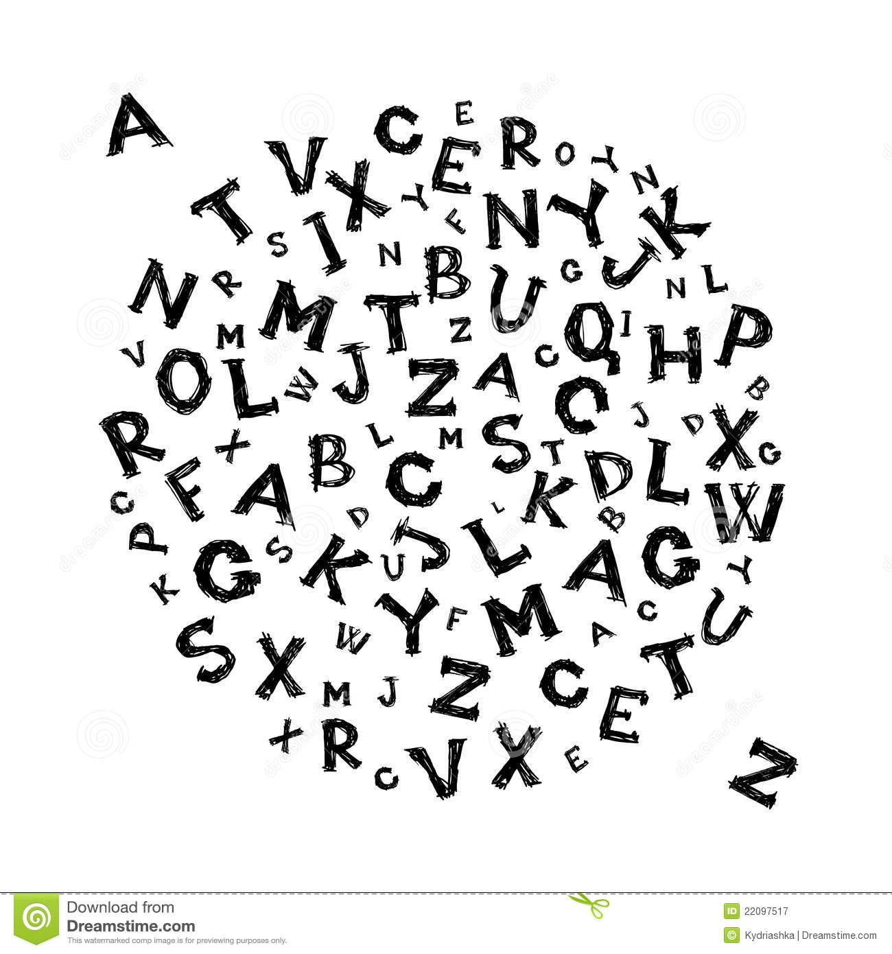 trame-de-croquis-avec-des-lettres-pour-votre-conception-22097517.jpg (1300×1390)