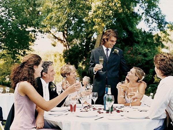mariage americain