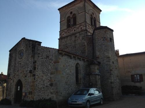 Eglise de Néronde sur Dore