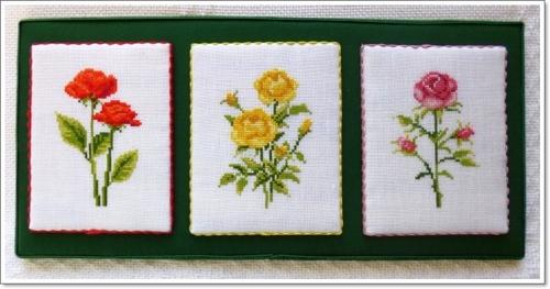 Les roses de Vervaco - le montage