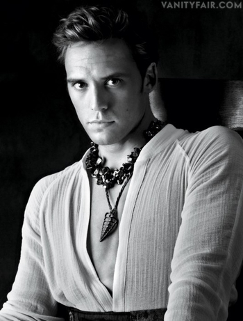 hunger games catching fire sam claflin vanity fair