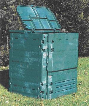 Composteur en pvc proposé par la CC Val d'Arguenon