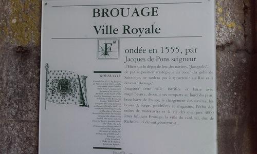 La Citadelle de Brouage -visite en vacances