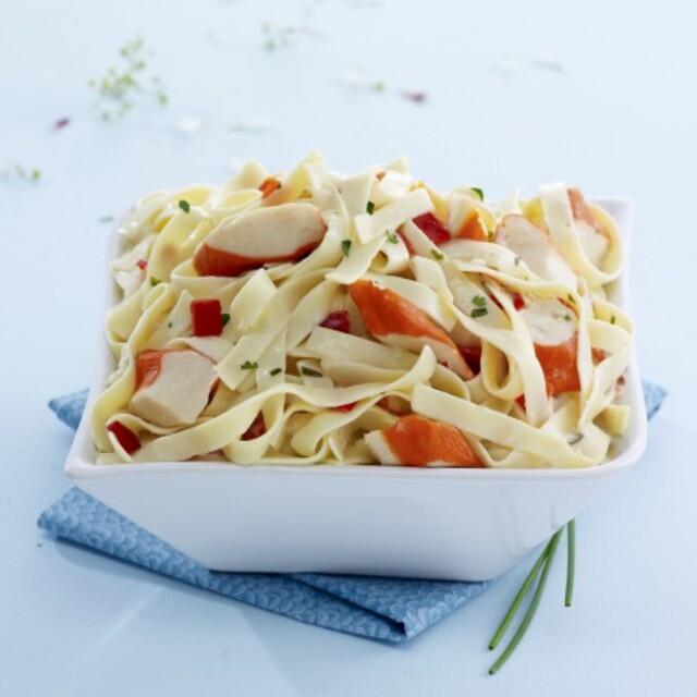 Salade de pâtes Marco Polo.
