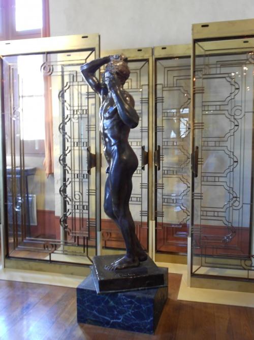 Rodin : l'âge d'airain