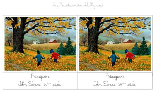 L'automne en peinture
