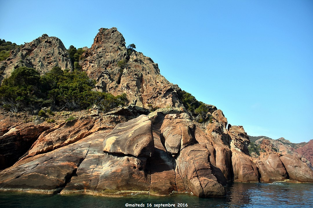 Réserve de Scandola - Corse