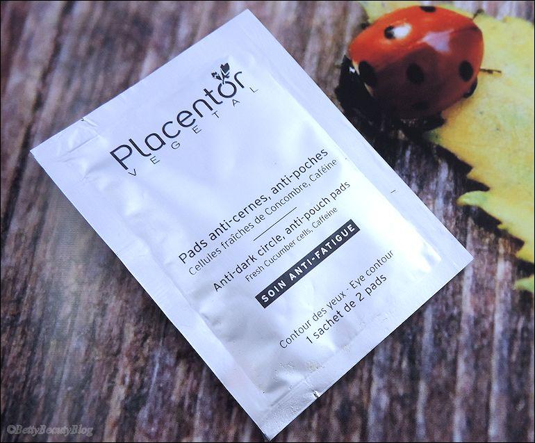 Du placenta végétal pour un regard reposé