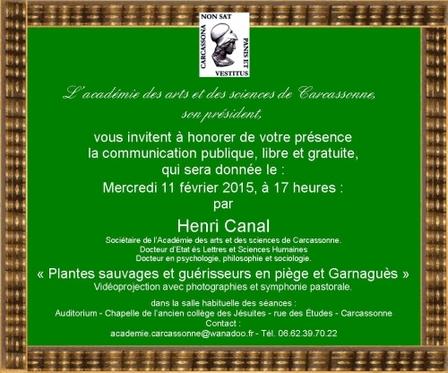 Cette semaine à Carcassonne...
