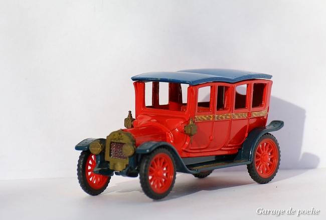 Léon Bollée Double berline 1911 RAMI JMK