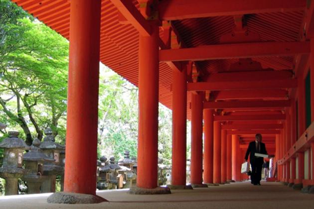 Sanctuaire Kasuga Taisha