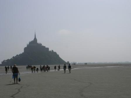 Week end au Mont Saint Michel