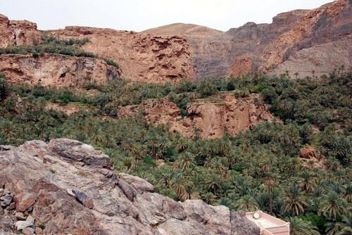 De Taliouine à Agadir
