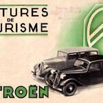 Brochure - Voitures de tourisme