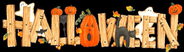 Petits Mots d'Halloween Série 3