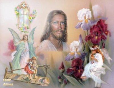 Images religieuses diverses