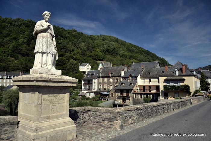 2015.08.22 Espalion, Estaing, Barrage Sarrans (Aveyron) 2