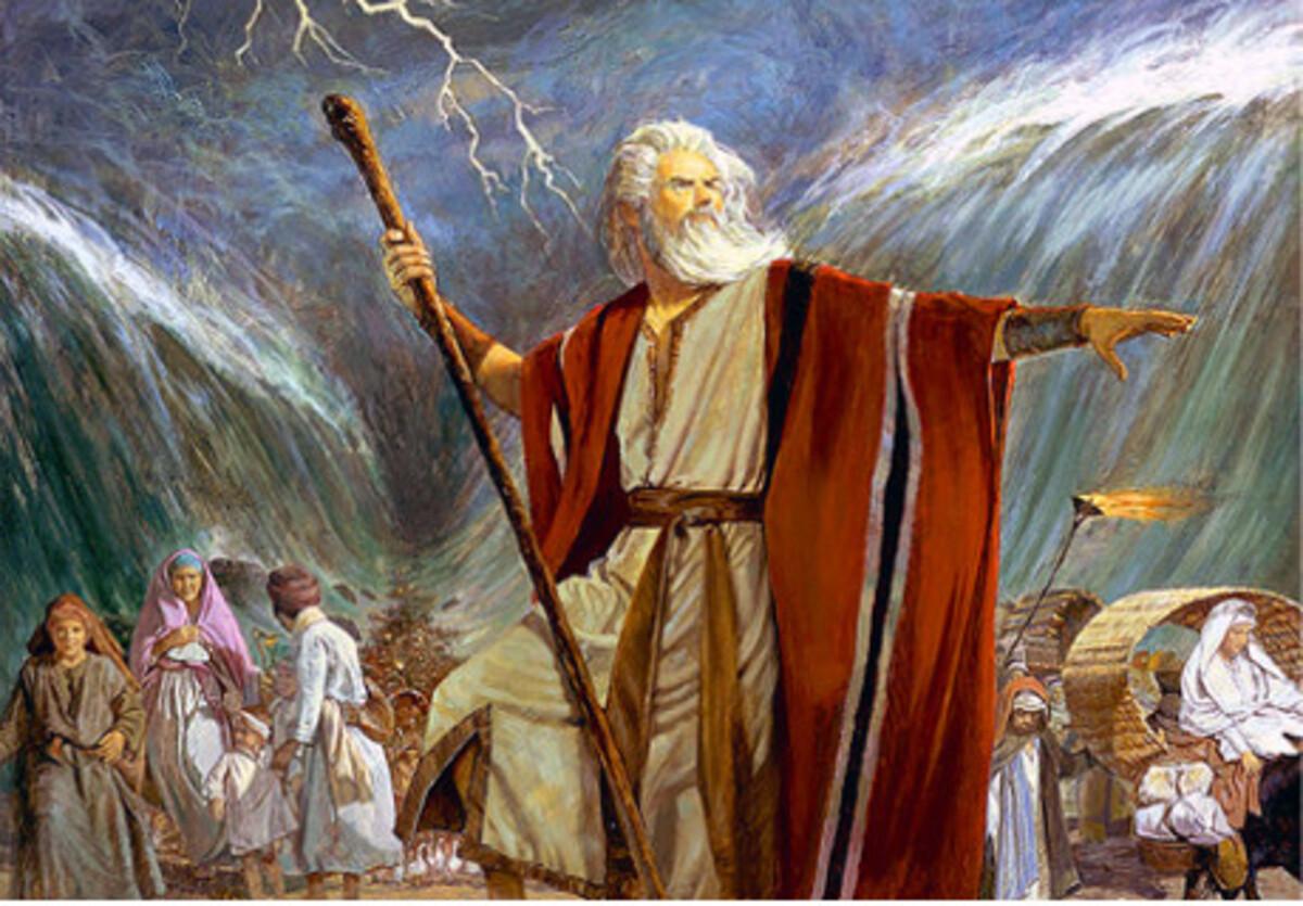 the biblical exodus account