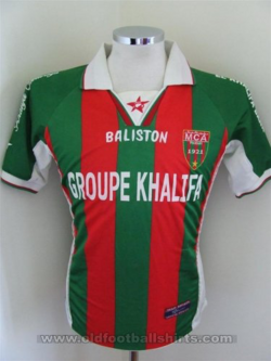 Maillot MCA 2002/2003