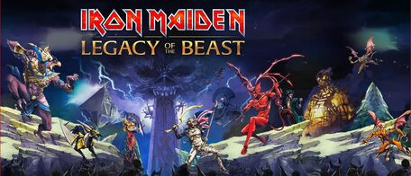 Iron Maiden set to release its own mobile game!